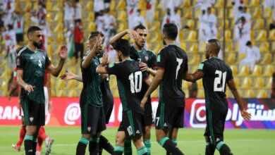 الامارات تُدمر اندونيسيا بخماسية في تصفيات كأس العالم 2022 وتواصل الزحف! (صور:AFP)