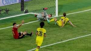 يورو 2020 | شاهد فيديو ملخص مباراة اسبانيا والسويد (صور:AFP)