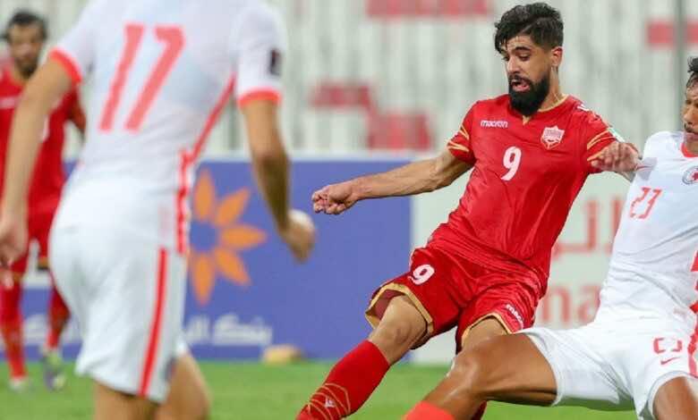 شاهد فيديو اهداف مباراة البحرين وهونج كونج فى تصفيات كأس العالم 2022 (صور:twitter)
