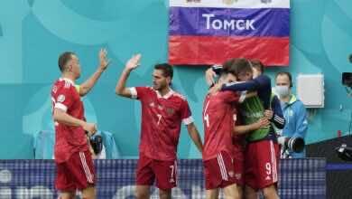 يورو 2020 | روسيا تواصل تفوقها التاريخي على فنلندا وتعود لأجواء البطولة (صور:AFP)