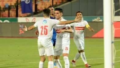 شاهد فيديو اهداف مباراة الزمالك واسوان فى الدوري المصري اليوم (صور:twitter)