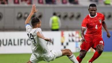 مشاهدة فيديو اهداف مباراة لبيبا والسودان ببطولة كأس العرب 2021 (صور:AFP)