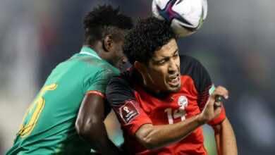 شاهد فيديو اهداف مباراة اليمن وموريتانيا في تصفيات كأس العرب 2021 (صور:twitter)