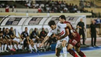 شاهد فيديو اهداف مباراة الزمالك ومصر المقاصة في الدوري المصري (صور:twitter)