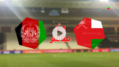 مشاهدة مباراة عمان وافغانستان في بث مباشر بتصفيات كأس العالم 2022 (الجولة 8)