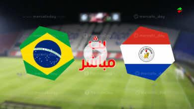 مشاهدة مباراة البرازيل وباراجواي في بث مباشر بتصفيات كأس العالم 2022