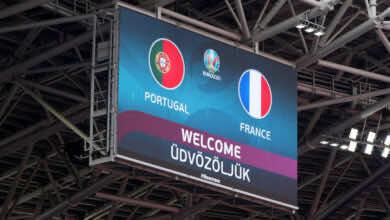 يورو 2020 | تشكيلة فرنسا الاساسية امام البرتغال.. بنزيمة في مواجهة رونالدو
