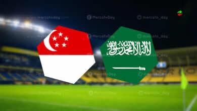موعد مباراة السعودية وسنغافورة في تصفيات كأس العالم 2022 والقنوات الناقلة