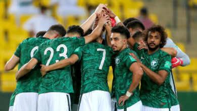 تصفيات كأس العالم 2022   السعودية تتجاوز سنغافورة بثلاثية متأخرة وتعزز الصدارة