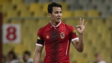 عمرو جمال: لو عدت إلى الاهلي؟ فأهلاً وسهلاً بمنافسة محمد شريف