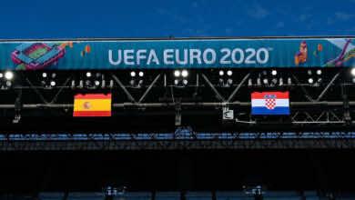 عاجل | تشكيلة اسبانيا وكرواتيا الاساسية في ثمن نهائي يورو 2020