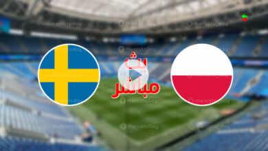 مشاهدة مباراة السويد وبولندا في بث مباشر ببطولة يورو 2020