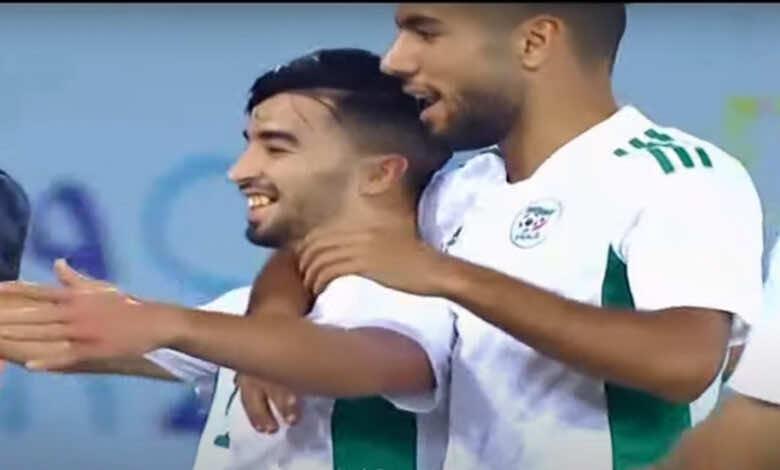 الجزائر تكتسح ليبيريا بخماسية في تحضيرات كأس العرب 2021