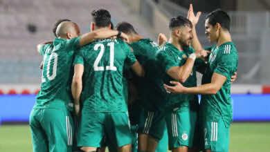 شاهد فيديو اهداف مباراة الجزائر وتونس الودية «محرز يسجل بلقطة معتادة»