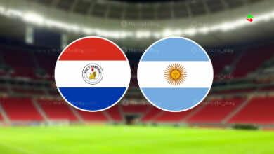موعد مباراة الارجنتين وباراجواي فى كوبا أمريكا 2020 والقنوات الناقلة