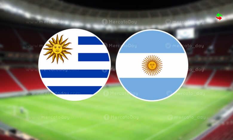 يلا لايف | شاهد مباراة الأرجنتين وأوروجواي في بث مباشر ببطولة كوبا أميركا
