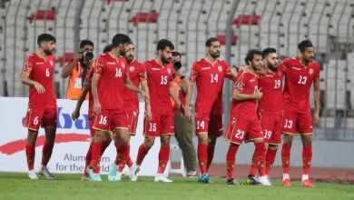 شاهد فيديو اهداف مباراة البحرين وكمبوديا في تصفيات كأس العالم 2022 «ثمانية تاريخية»
