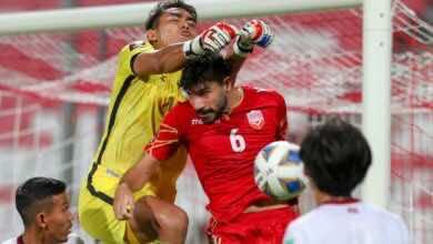 تصفيات كأس العالم 2022 | البحرين تكتسح كمبوديا بثمانية وتتصدر المجموعة الثالثة
