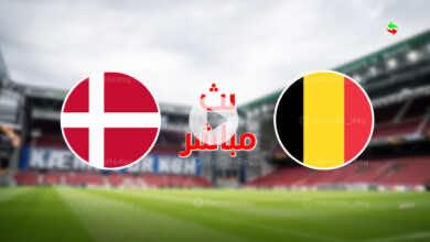 مشاهدة مباراة بلجيكا والدنمارك في بث مباشر ببطولة يورو 2020 اليوم