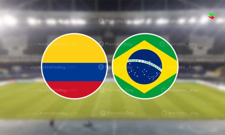 موعد مباراة البرازيل وكولومبيا في بطولة كوبا أمريكا 2021.. القنوات الناقلة والمعلق