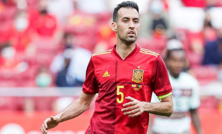 راموس خارج الصورة.. اسبانيا تنتظر عودة بوسكيتس قبل بداية يورو 2020