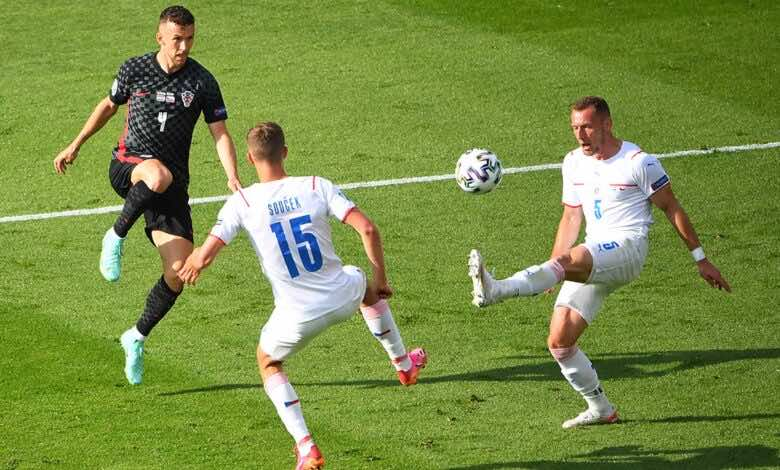 يورو 2020   كرواتيا تحفظ حظوظها بالتعادل مع التشيك العنيدة