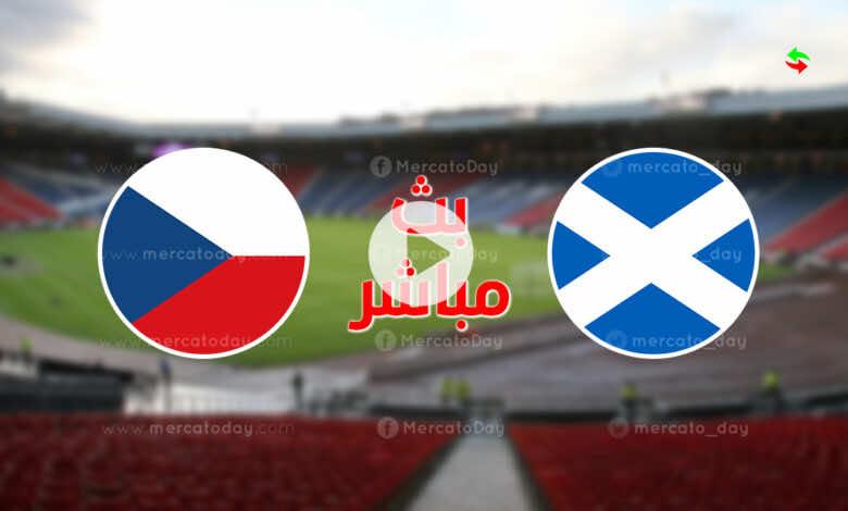 مشاهدة مباراة اسكتلندا والتشيك في بث مباشر ببطولة يورو 2020 اليوم