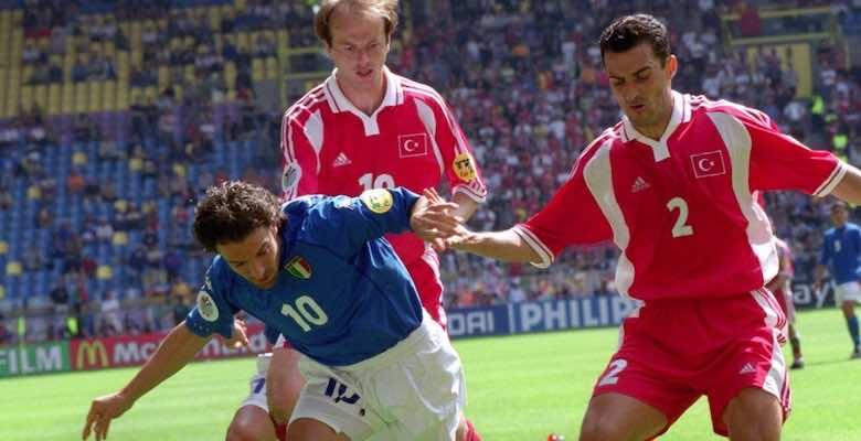"""أليساندرو ديل بييرو - تاريخ مواجهات ايطاليا وتركيا قبل افتتاح يورو 2020 """"تفوق أزرق كاسح بدأ بسداسية"""""""