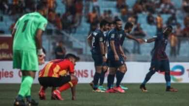 دوري أبطال أفريقيا   ضربة موجعة للترجي التونسي قبل مواجهة الاهلي
