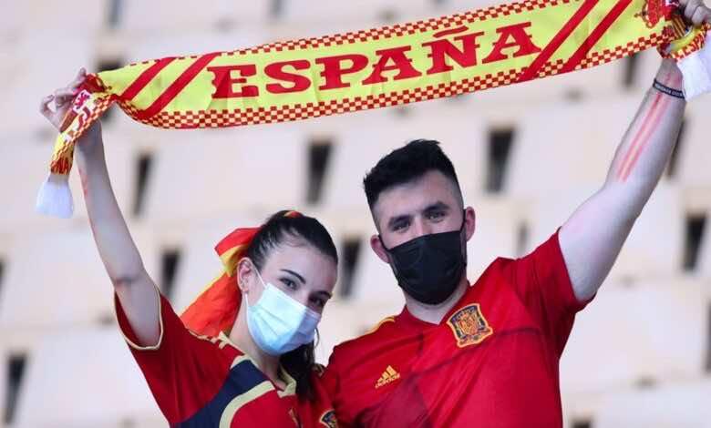 جدول ترتيب مجموعات يورو 2020 بعد انتهاء الجولة الأولى..اسبانيا المفاجأة الوحيدة