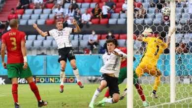 شاهد فيديو اهداف مباراة المانيا والبرتغال في يورو 2020.. الماكينات تنتفض