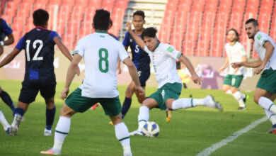 تصفيات كأس العالم 2022 | العراق تخطف صدارة المجموعة بالفوز على كمبوديا