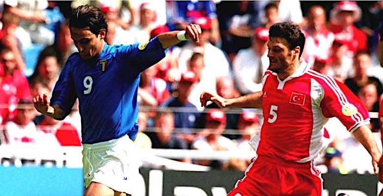"""فيليبو إنزاجي - تاريخ مواجهات ايطاليا وتركيا قبل افتتاح يورو 2020 """"تفوق أزرق كاسح بدأ بسداسية"""""""