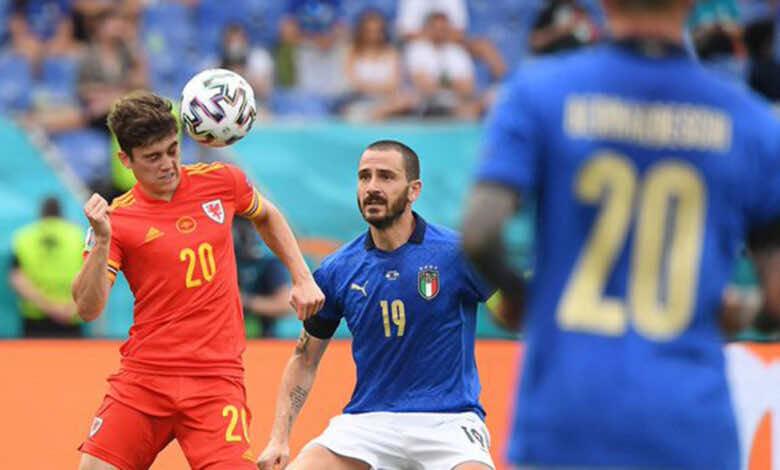يورو 2020 | بالعلامة الكاملة.. ايطاليا تصطحب ويلز إلى دور ثمن النهائي