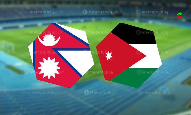 موعد مباراة الأردن ونيبال في تصفيات كأس العالم 2022 والقنوات الناقلة