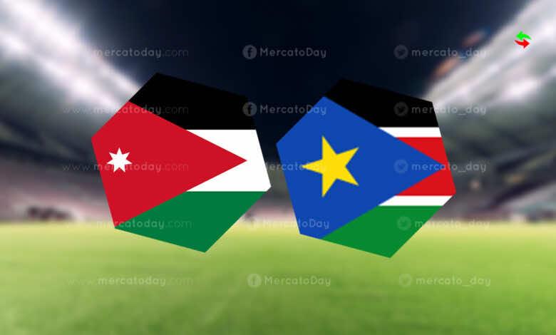 موعد مباراة الاردن وجنوب السودان فى تصفيات كأس العرب 2021 والقنوات الناقلة