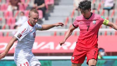 تصفيات كأس العالم 2022 | سون يقود كوريا الجنوبية لقلب الطاولة على لبنان