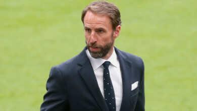 عاجل | تشكيلة منتخب انجلترا الاساسية امام المانيا في يورو 2020