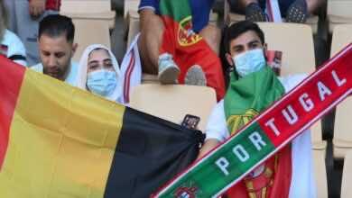 عاجل   تشكيلة البرتغال وبلجيكا الاساسية في قمة ثمن نهائي يورو 2020