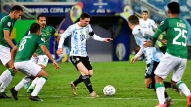 شاهد فيديو اهداف مباراة الارجنتين وبوليفيا في كوبا أمريكا 2021.. ميسي يُسحر ويبدع