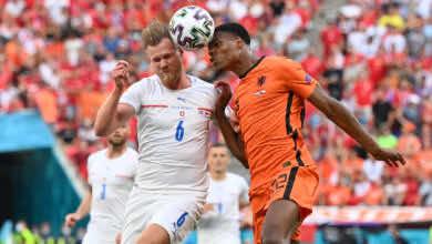 نتيجة مباراة هولندا والتشيك في بطولة يورو 2020.. الجيش الأحمر يُفجر أولى المفاجآت