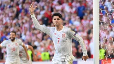 نتيجة مباراة اسبانيا وكرواتيا في يورو 2020.. اللاروخا تعبر لربع النهائي بفوزٍ دراماتيكي