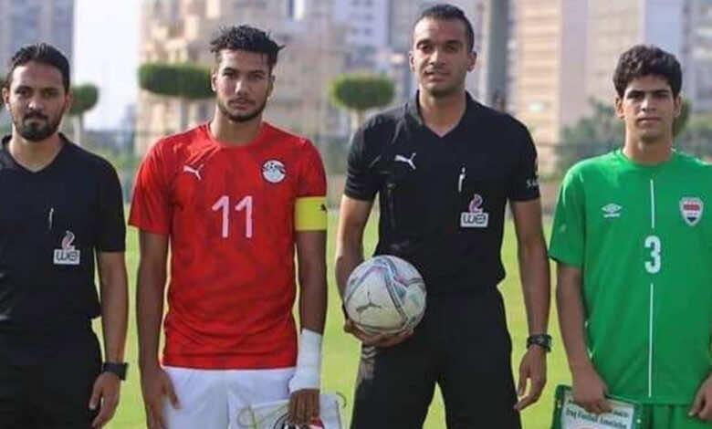 الاتحاد العراقي يعترض على التحكيم المصري