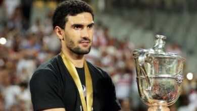 مصدر بالزمالك يوضح سبب استبعاد محمد عواد من مباراة المقاصة