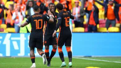 يورو 2020 | هولندا إلى ثمن النهائي بالعلامة الكاملة بعد تجاوز مقدونيا بثلاثية