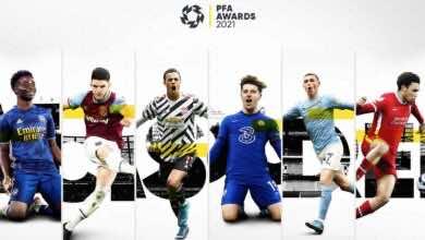 اكتساح انجليزي في قائمة المُرشحين لجائزة أفضل لاعب شاب في البريميرليج