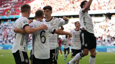 يورو 2020 | المانيا تكشر عن أنيابها بالفوز على البرتغال في المباراة الأمتع