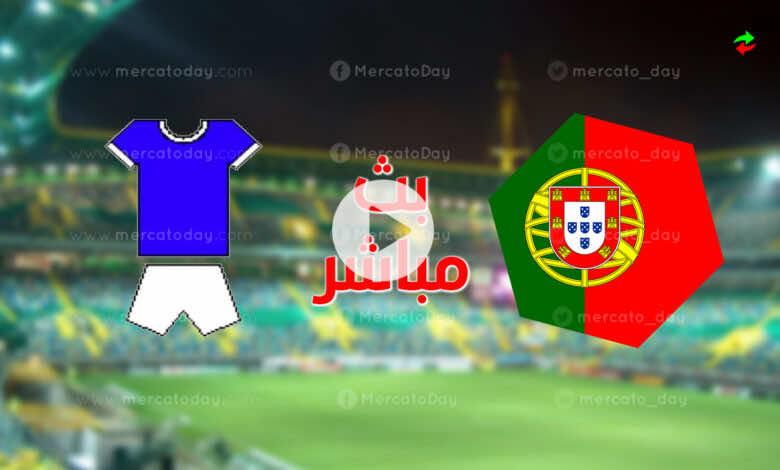 مشاهدة مباراة البرتغال والكيان الصهيوني في بث مباشر بتحضيرات يورو 2020
