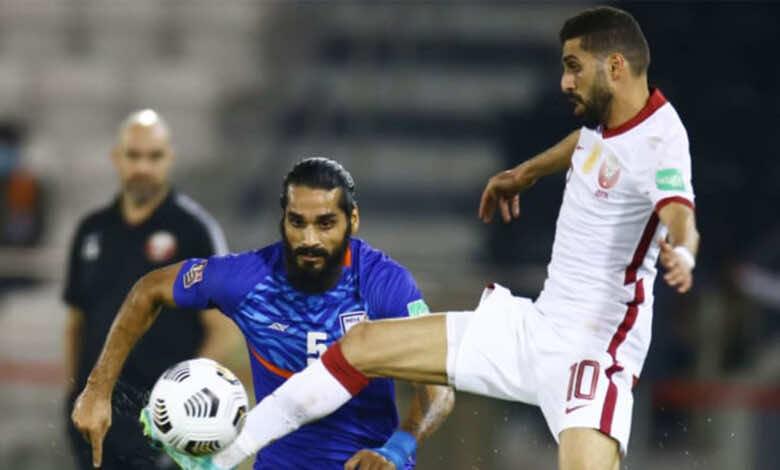 تصفيات كأس العالم 2022 | قطر تهزم الهند وتقترب من التأهل إلى كأس آسيا