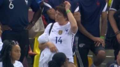 يورو 2020 | والدة رابيو تحدث فوضى عارمة بعد مباراة فرنسا وسويسرا